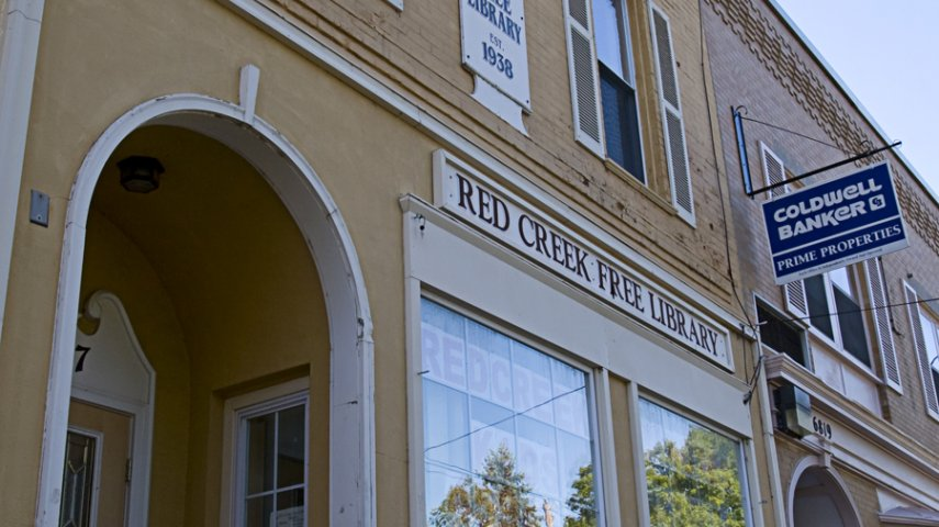 Red Creek Free Library