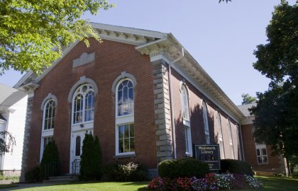 Wadsworth Library